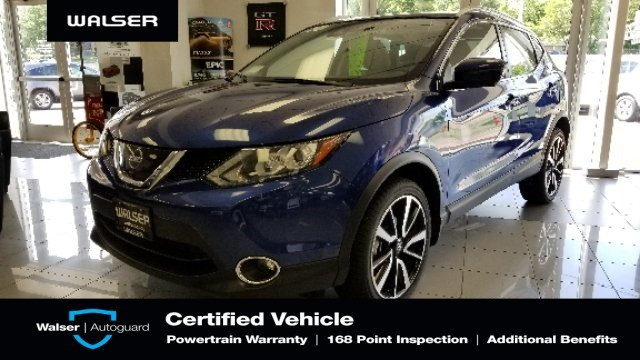 Pre-Owned 2018 Nissan Rogue Sport SL AWD ROOF BOSE NAV HEATED LEATHER SAVE $$$$