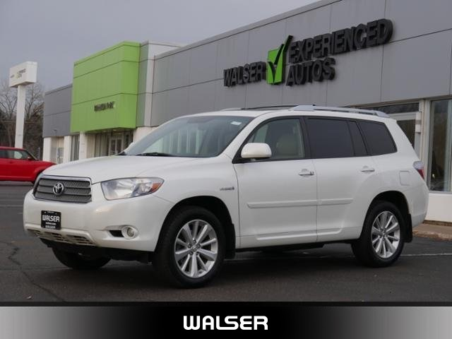Pre Owned 2010 Toyota Highlander Hybrid Limited
