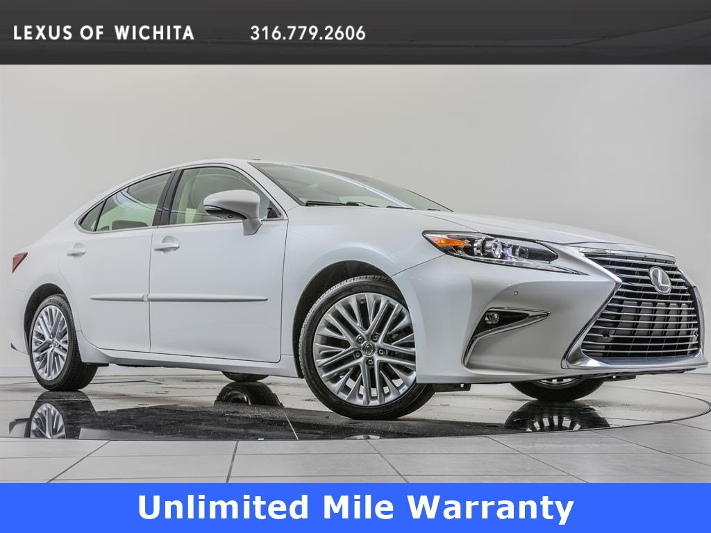Pre Owned Factory >> Certified Pre Owned 2016 Lexus Es 350 Luxury Package Navigation Factory Wheel Upgrade Fwd