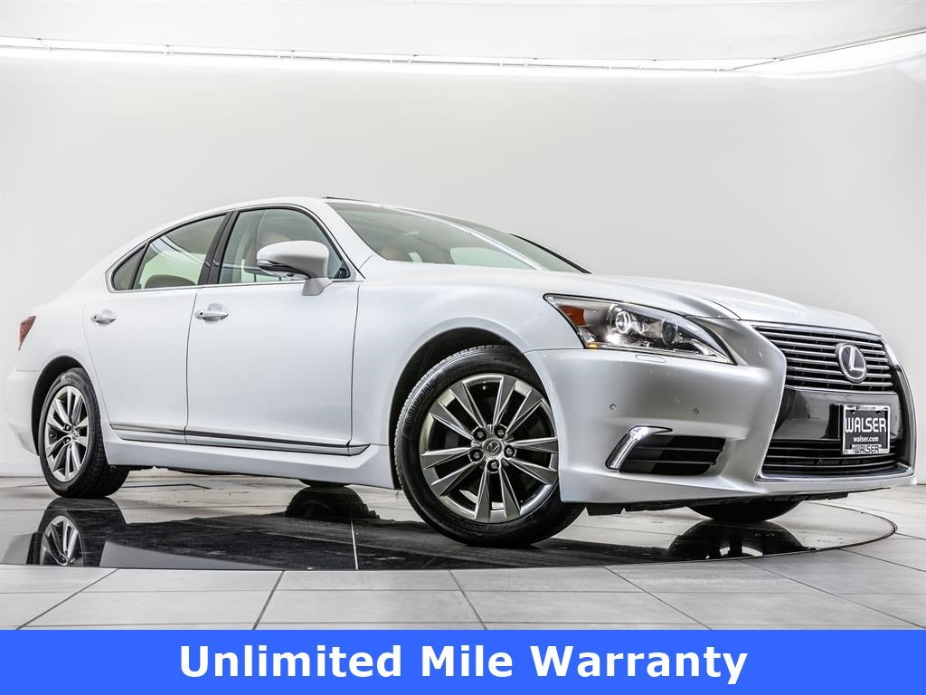 Certified Pre-Owned 2016 Lexus LS 460 Comfort Package