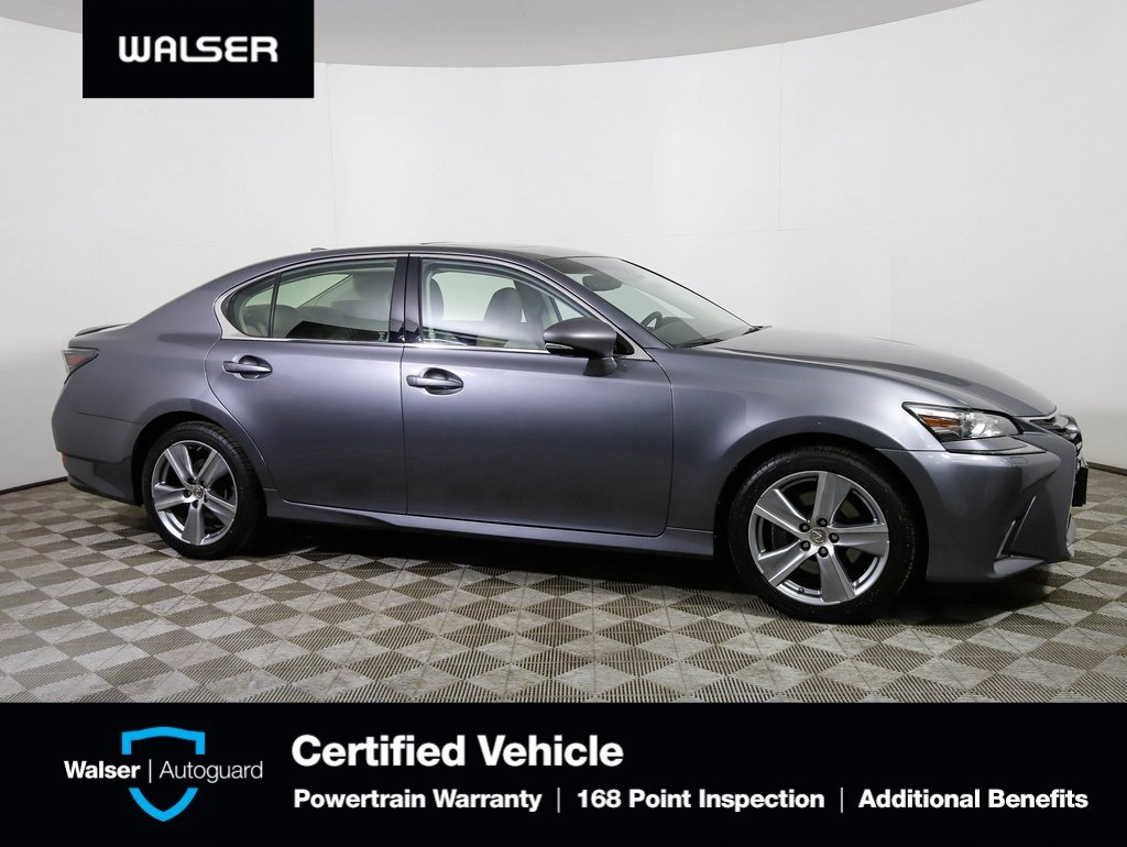 Pre-Owned 2016 Lexus GS 350 ADAP CRUISE NAV