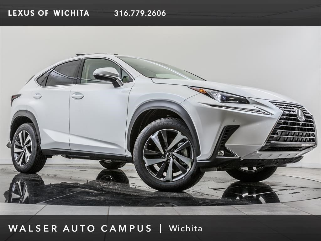 New 2019 Lexus NX 300 Base With Navigation & AWD