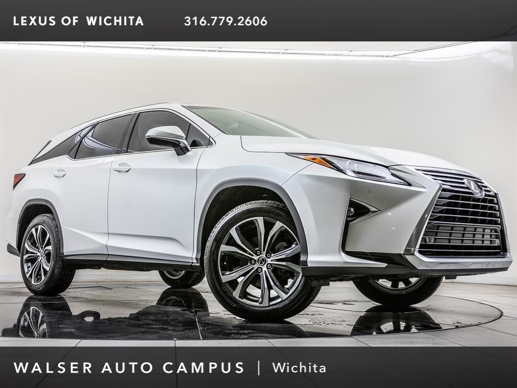 Pre-Owned 2018 Lexus RX Blind Spot Monitor, Navigation