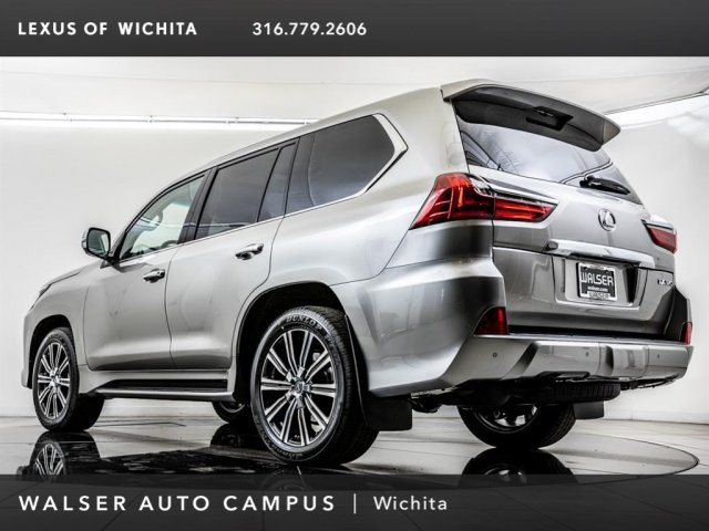 New 2019 Lexus Lx 570 Sport Utility In 54ab634n Walser Automotive