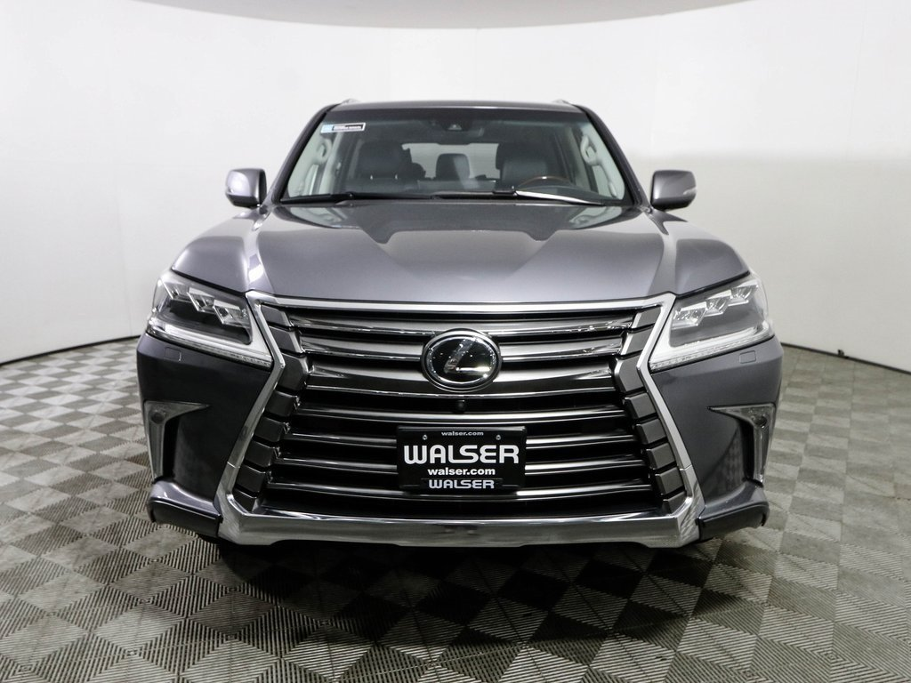 Pre-Owned 2016 Lexus LX 570 Luxury With Navigation & 4WD