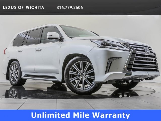 Certified Pre-Owned 2017 Lexus LX 570, Luxury Package, Navigation, Upgraded Wheels