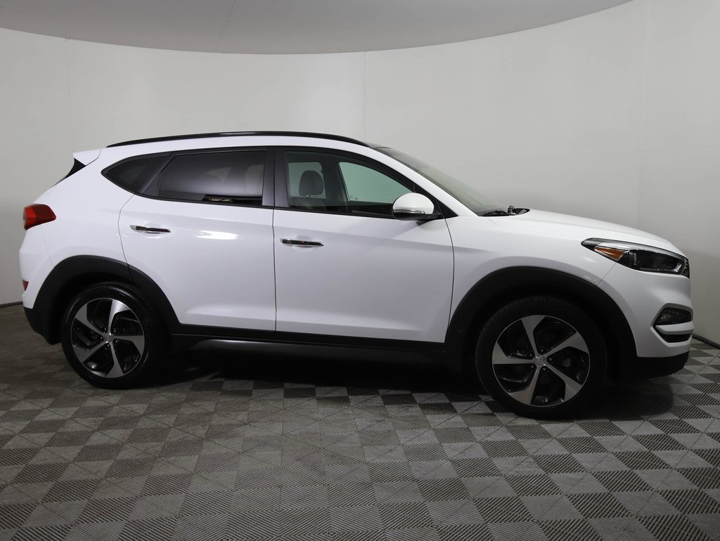 Certified Pre Owned 2016 Hyundai Tucson Limited