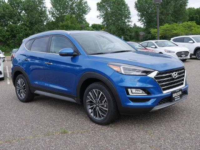 New 2019 Hyundai Tucson LIMITED AWD/1