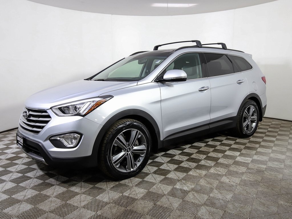 Certified Pre Owned 2016 Hyundai Santa Fe Premium Ultimate