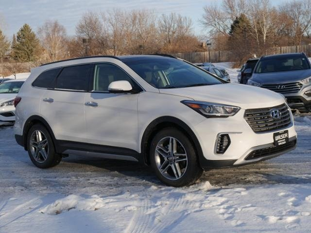 New 2019 Hyundai Santa Fe XL LTD ULT AWD/1