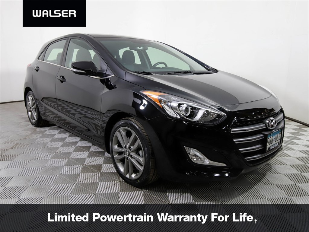 Pre Owned 2016 Hyundai Elantra Gt Style Pack