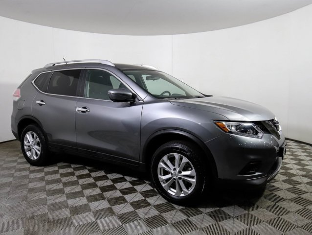 Certified Pre-Owned 2016 Nissan Rogue SV AWD PREMIUM NAV CAMERA HEATED SEATS *CERTIFIED*