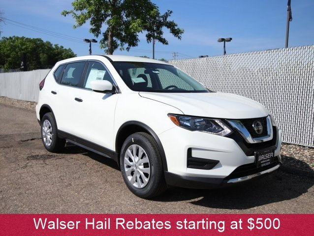 New 2019 Nissan Rogue S AWD AWD