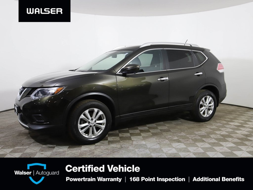 Certified Pre-Owned 2016 Nissan Rogue SV w/ Premium Package