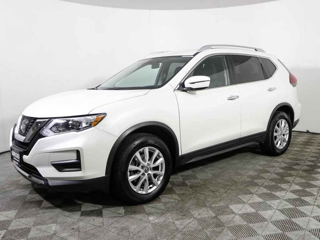 Nissan Rogue Remote Start >> Certified Pre Owned 2018 Nissan Rogue Sv Awd Heated Seats Remote Start Power Liftgate Awd