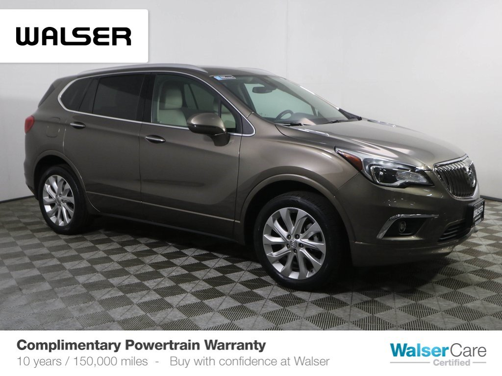 Pre-Owned 2016 Buick Envision PREMIUM II AWD