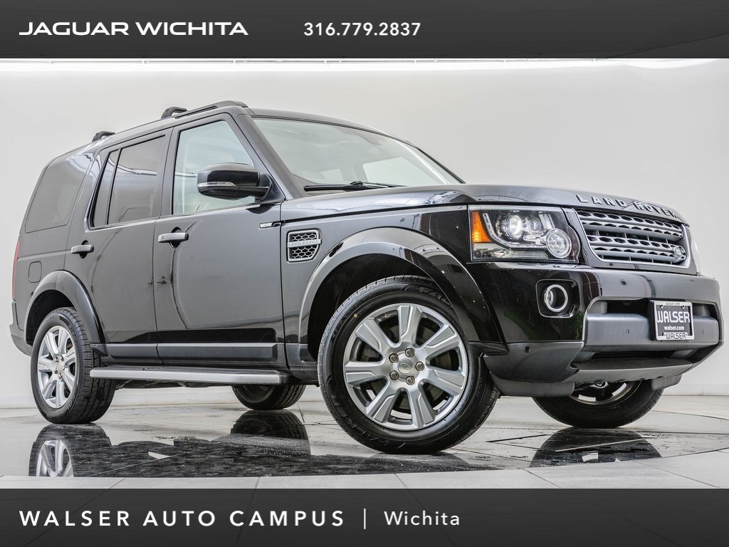 Pre-Owned 2015 Land Rover LR4 HSE 19S CLIMATE PK