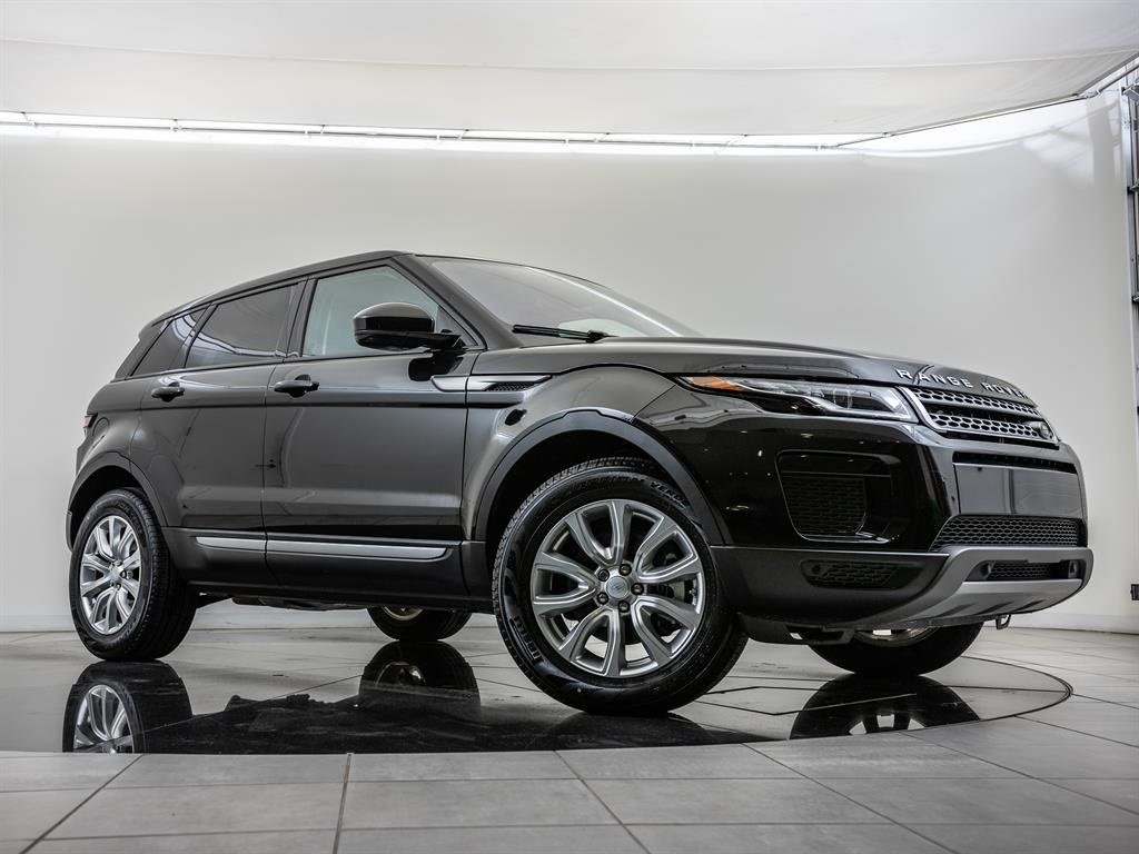 certified pre owned 2018 land rover range rover evoque sport utility