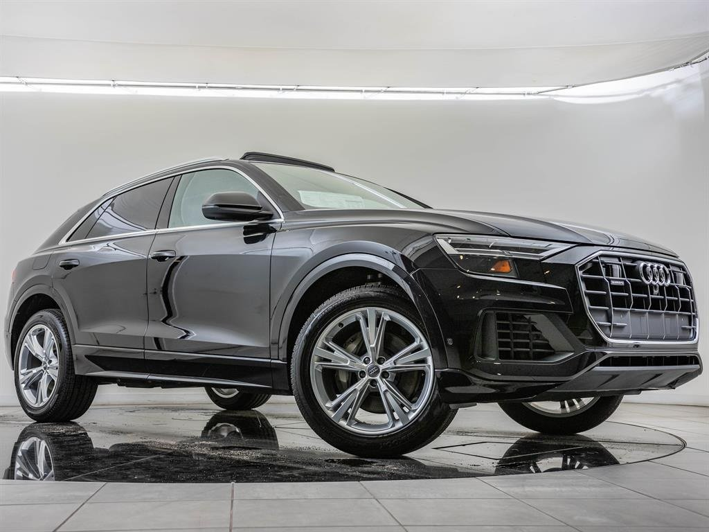 New 2019 Audi Q8 Premium Plus AWD