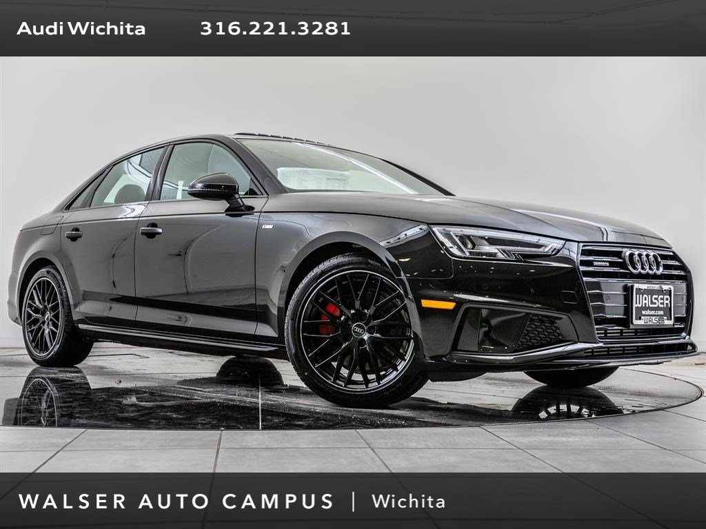 New 2019 Audi A4 Premium Plus 4dr Car In 55aa759n Walser