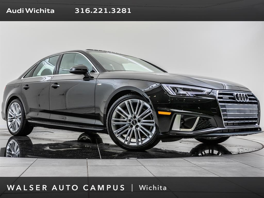 New 2019 Audi A4 Premium Plus Awd