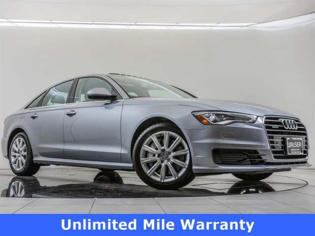 Certified Pre-Owned 2016 Audi A6 2.0T Premium Plus quattro