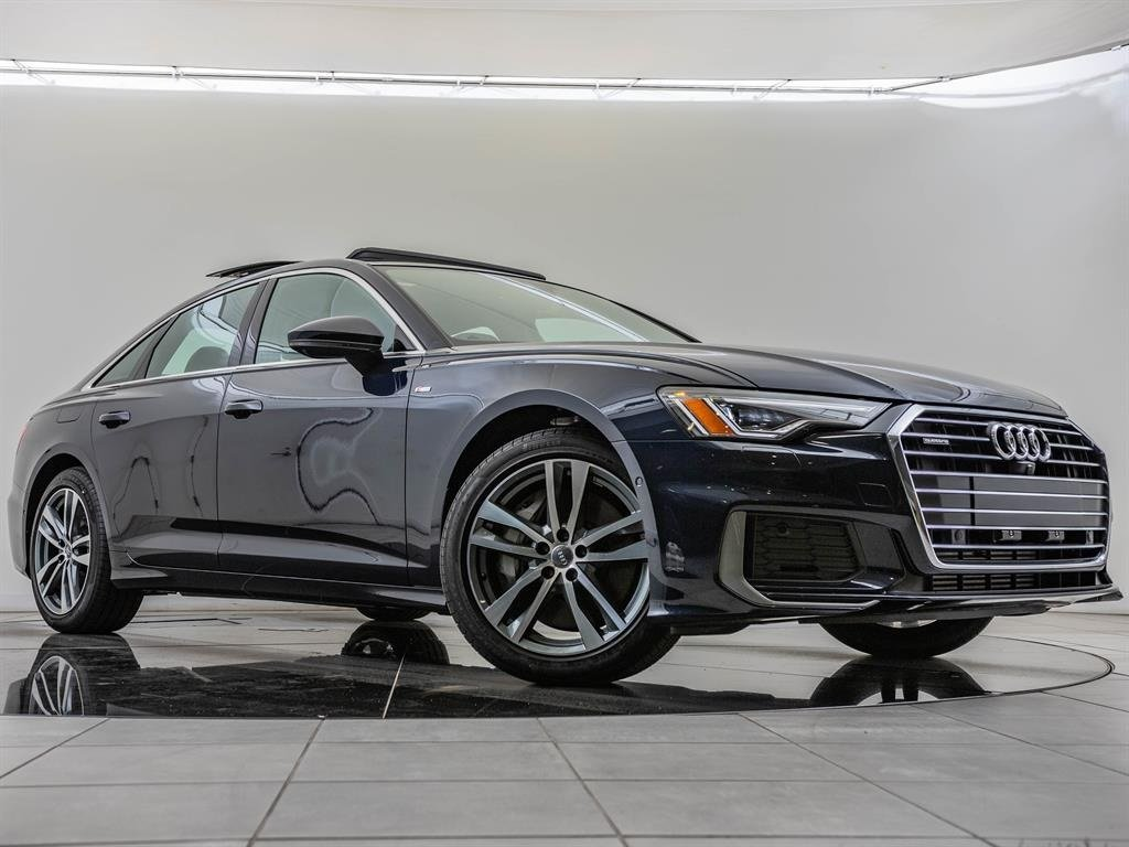 New 2019 Audi A6 Premium Plus AWD