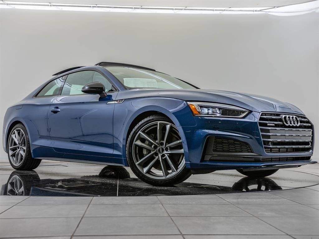 New 2019 Audi A5 Coupe Premium Plus AWD
