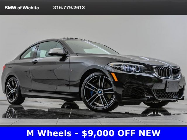 Pre-Owned 2019 BMW 2 Series M240i xDrive, M Style Wheels