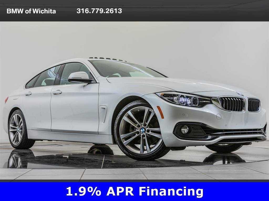Pre-Owned 2019 BMW 4 Series 430i, Sport Line