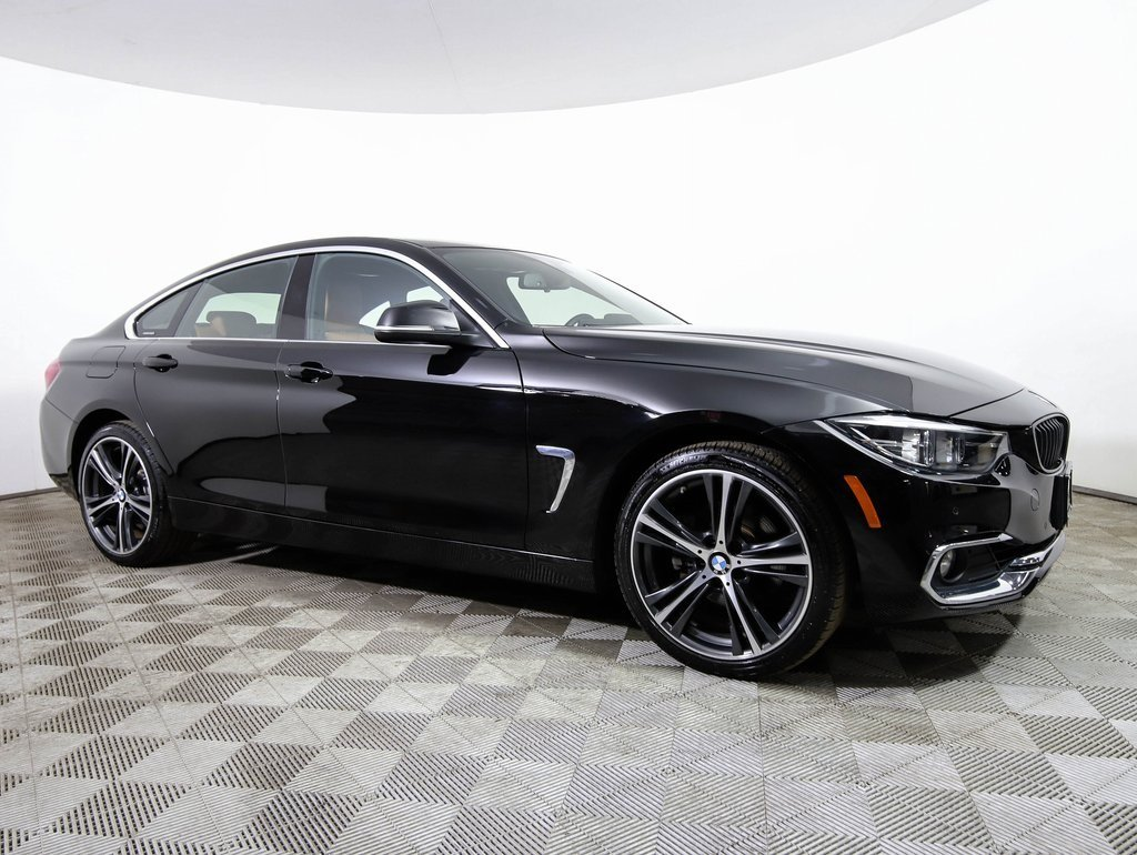 Pre-Owned 2018 BMW 4 Series