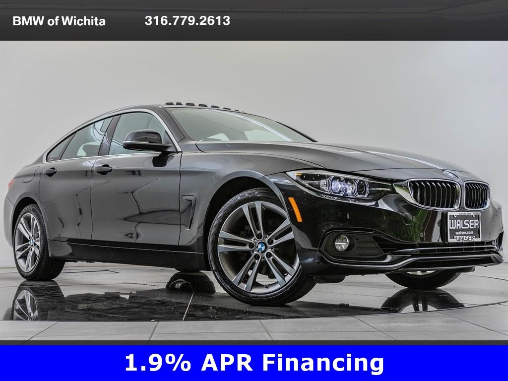 Pre-Owned 2019 BMW 4 Series 430i xDrive, BMW Company Demo