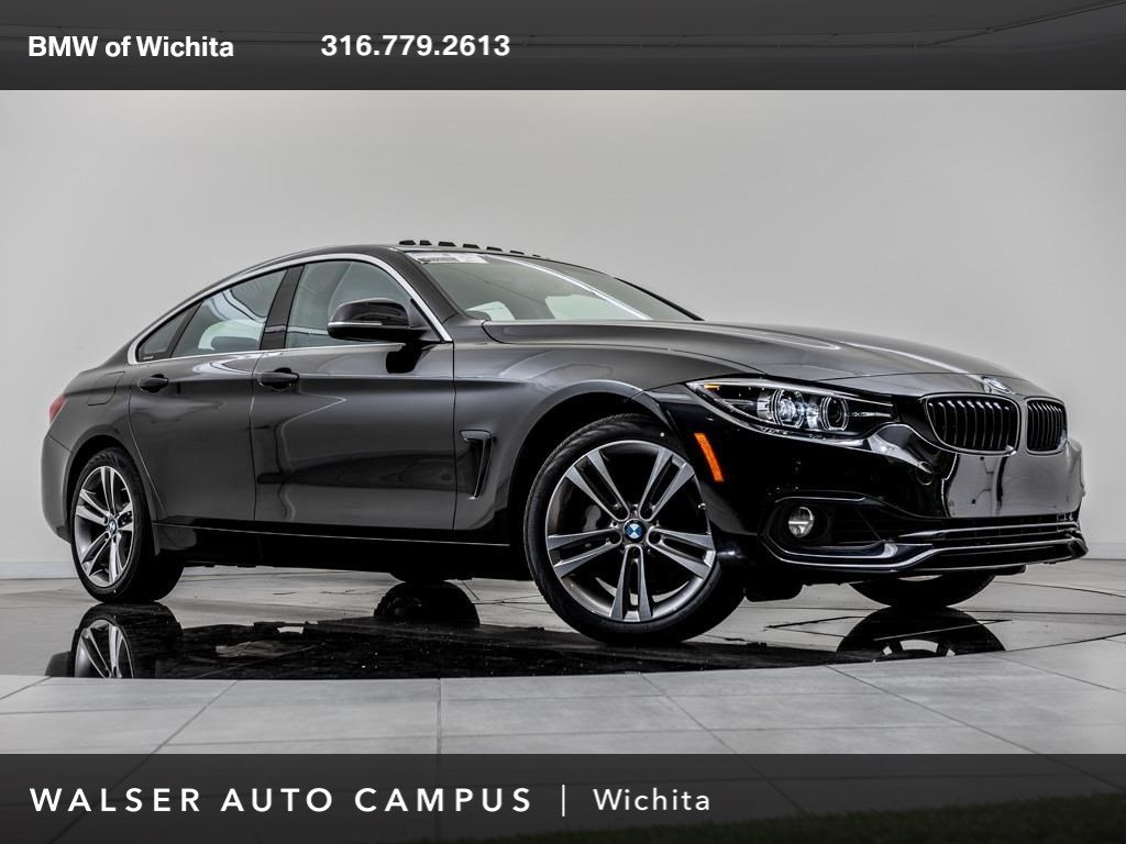 New 2018 BMW 4 Series 440i xDrive With Navigation & AWD