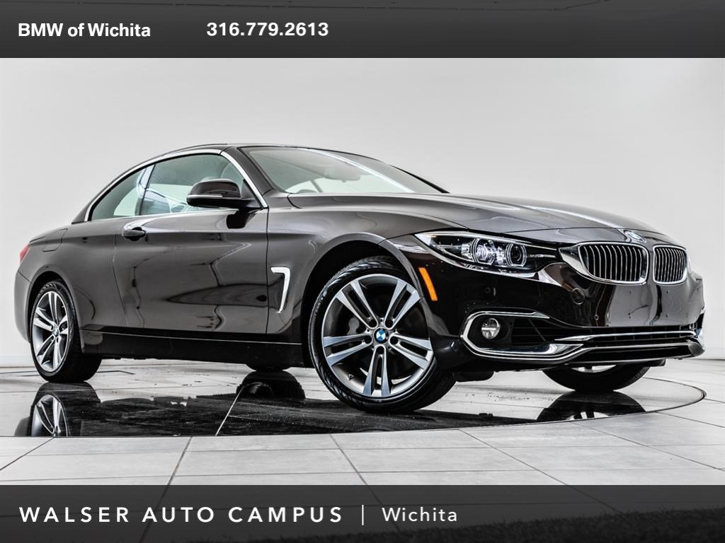 Pre Owned 2019 Bmw 4 Series 440i Xdrive Head Up Display With Navigation Awd