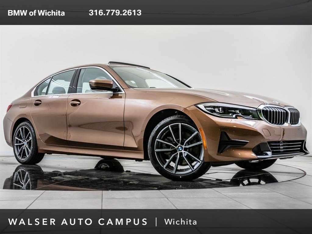 New 2019 BMW 3 Series 330i xDrive AWD