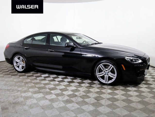 Pre-Owned 2014 BMW 6 Series