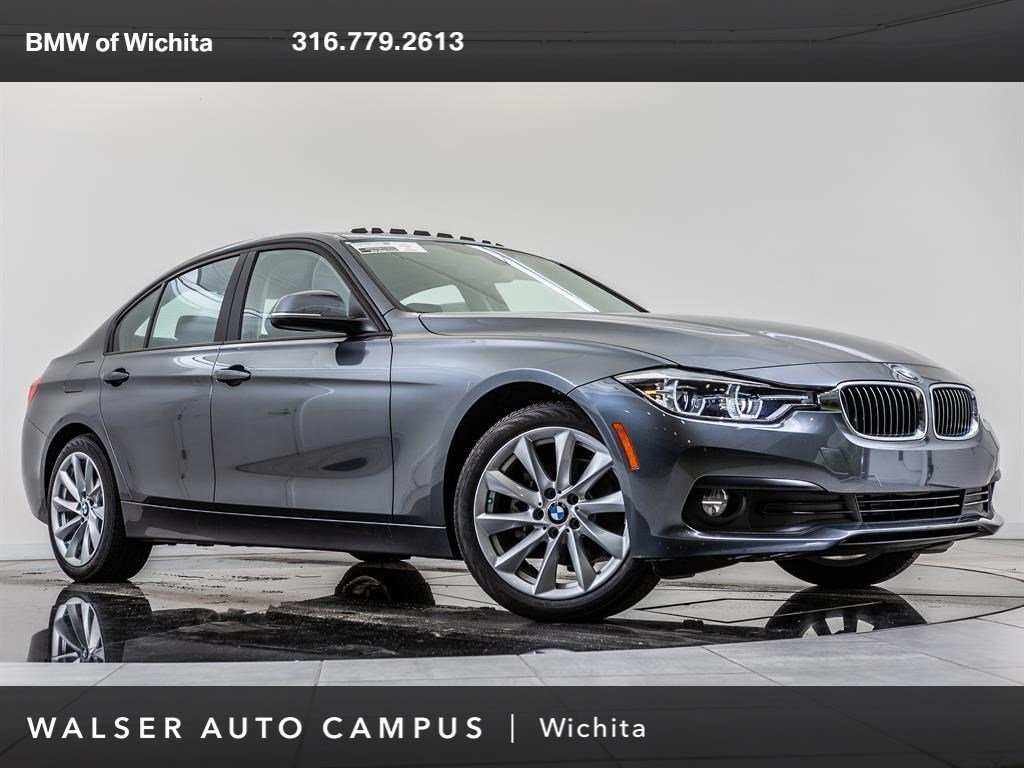 New 2018 BMW 3 Series 320i xDrive With Navigation & AWD