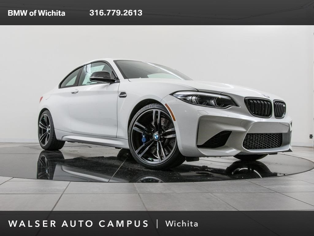 New 2018 BMW M2 M2 COUPE With Navigation