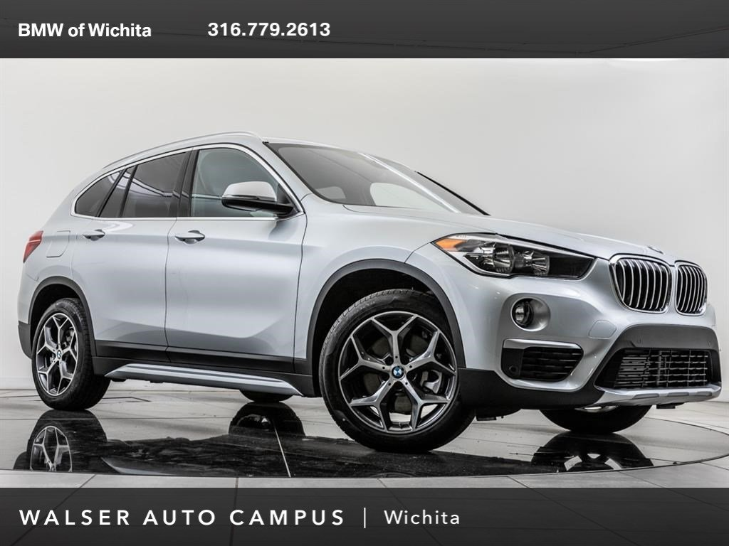 New 2019 BMW X1 sDrive28i With Navigation