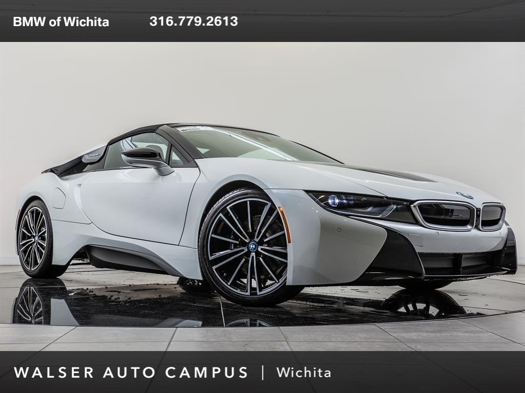 New 2019 Bmw I8 I8 Roadster Convertible In 53ab039n Walser