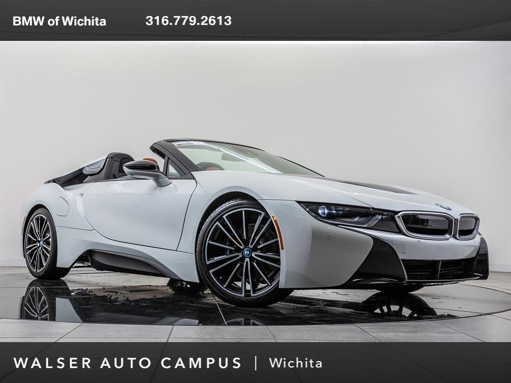 New 2019 BMW i8 I8 ROADSTER