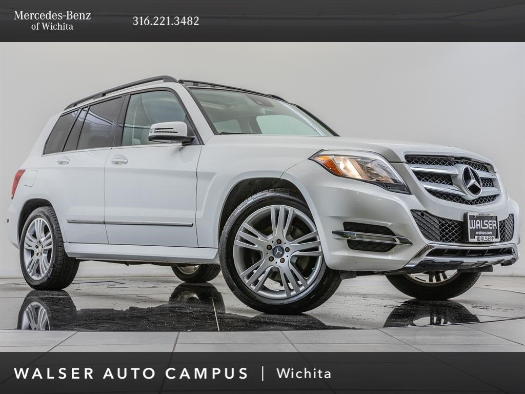 Pre-Owned 2013 Mercedes-Benz GLK GLK350 4MATIC®, Local 1-Owner