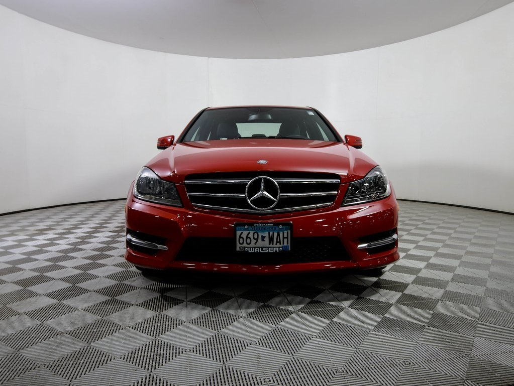 pre-owned 2014 mercedes-benz c-class c300 sport 4matic® sedan in