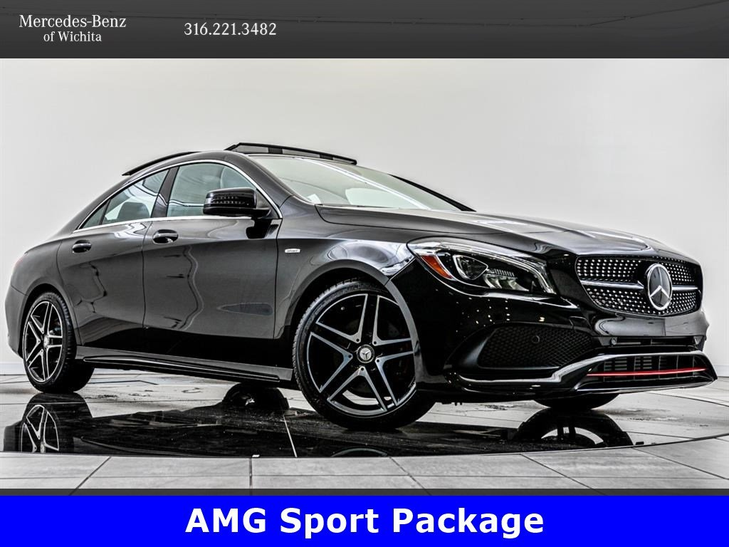 Mercedes Benz Cla >> Pre Owned 2018 Mercedes Benz Cla