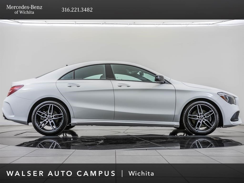 New 2019 Mercedes-Benz CLA CLA 250 AWD 4MATIC®