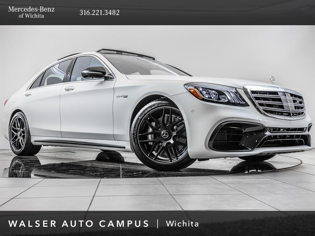 New 2019 Mercedes-Benz AMG® AMG® S 63