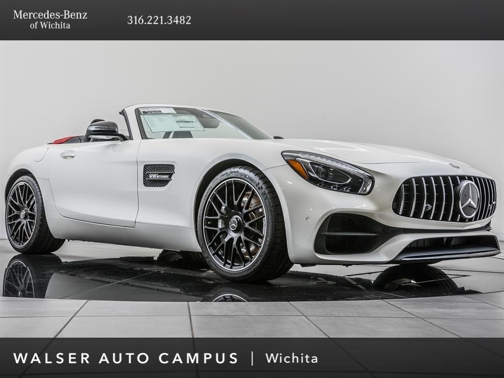 New 2019 Mercedes Benz Amg Gt Convertible In 57ab126n Walser