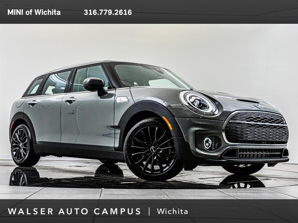 New 2020 MINI Clubman Cooper S