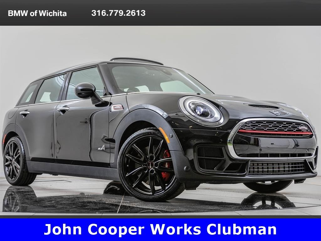 Pre-Owned 2019 MINI Clubman John Cooper Works ALL4, Signature Trim Package