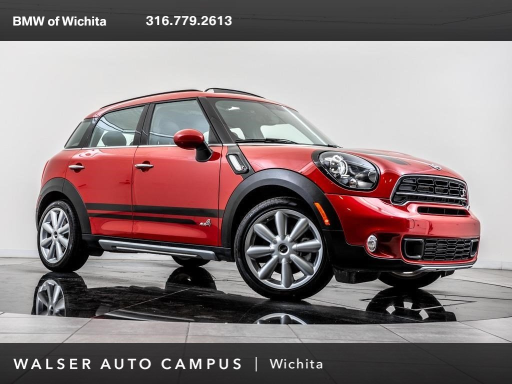 Certified Pre Owned 2016 Mini Cooper Countryman S All4 Navigation